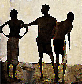 The Three Brothers and the Pot of Porridge African Folktale