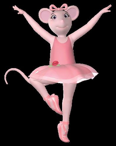 serafim ballet desenhos da angelina ballerina para colorir