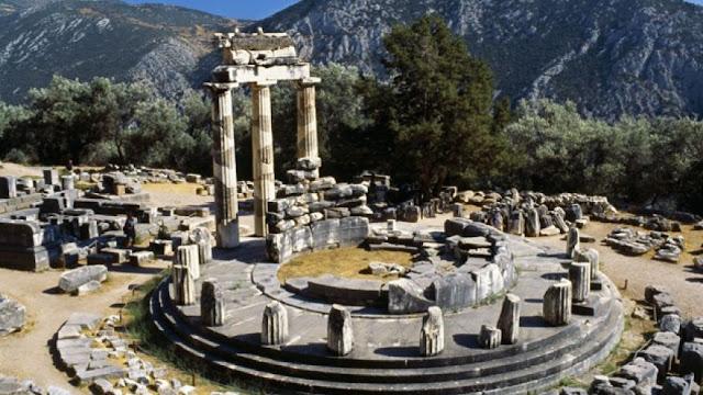 Mount Parnassus,Greece