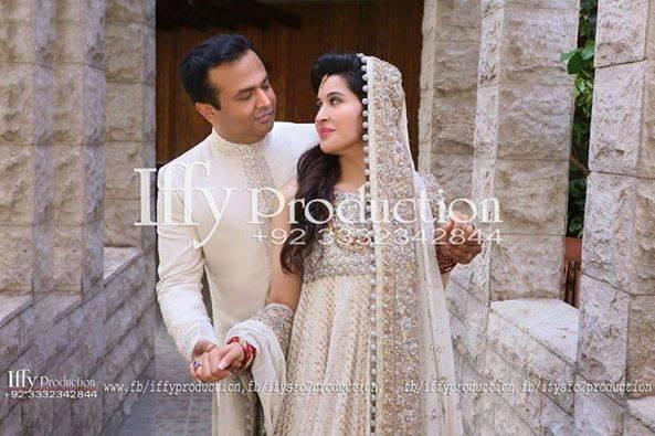 Shaista Lodhi nikah images
