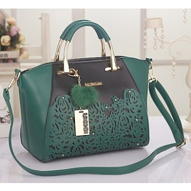 BALENCIAGA BAG – GREEN