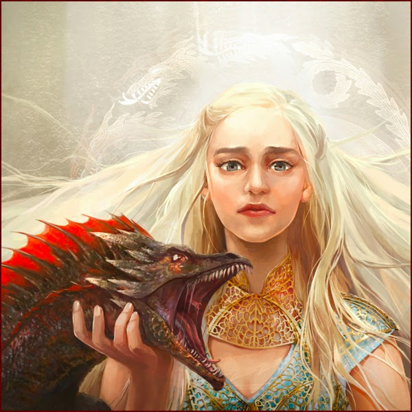 Game of Thrones: The Mighty Khaleesi - Mother of Dragons