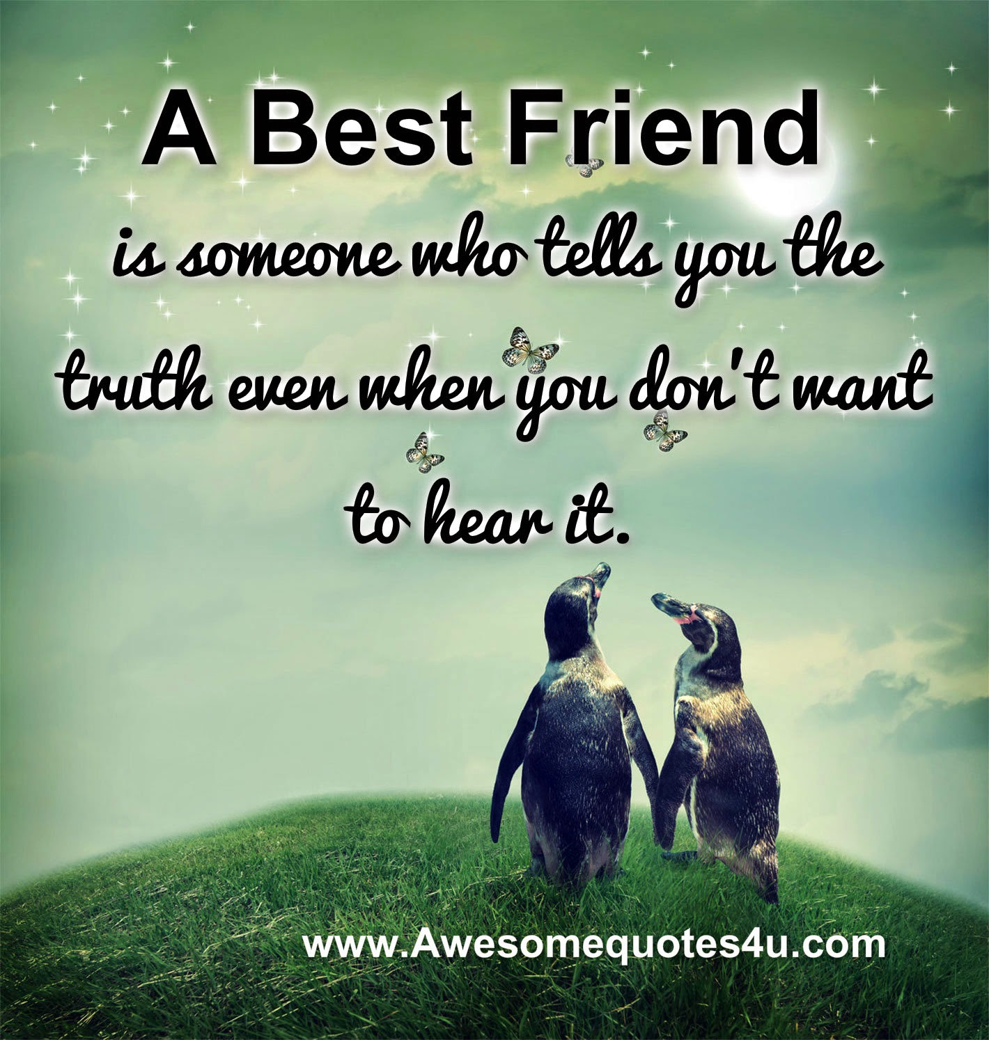 Serious Quotes About Friendship Awesome Quotes A Heart Touching Story Of Friendship