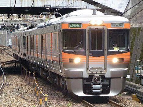 中央本線 セントラルライナー 313系8000番台