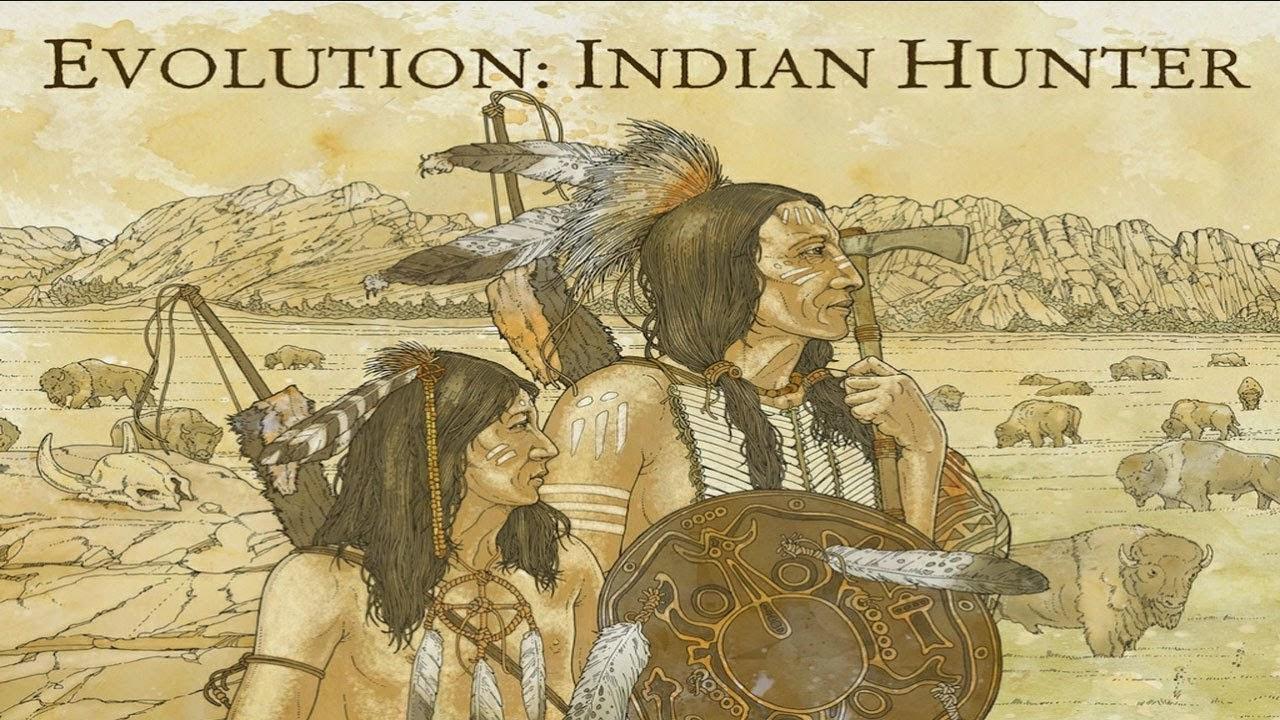 Evolution Indian Hunter MOD APK dan DATA (Everything Unlocked)