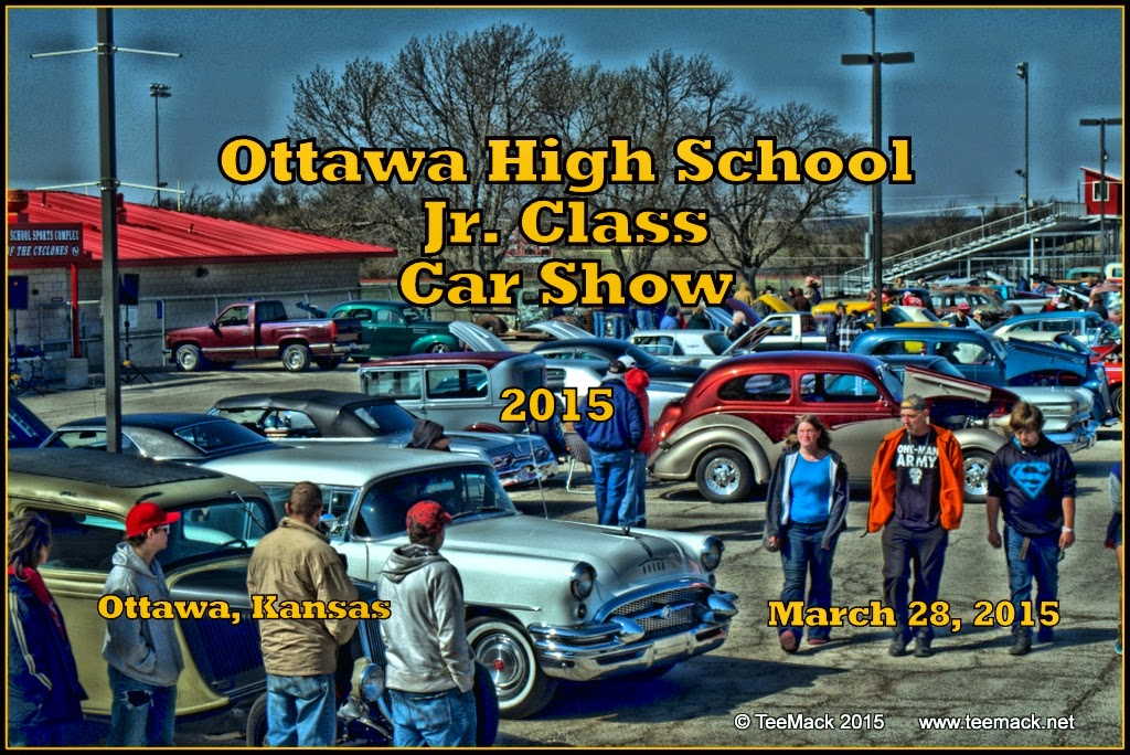 TeeMacknet March - Ottawa kansas car show 2018