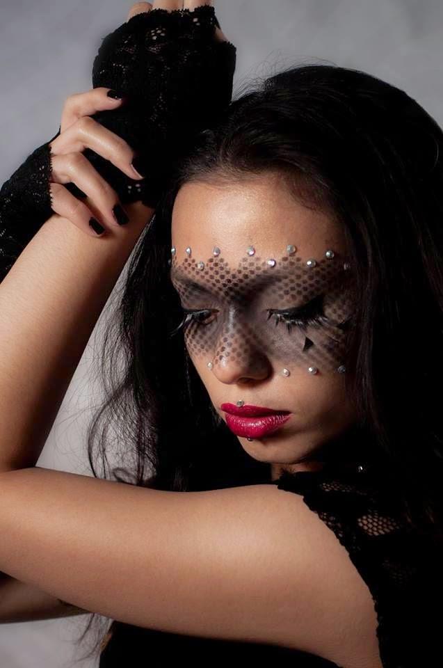 make up retina, veletta