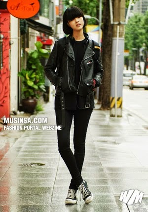Inspirasi Model Baju Ala Korea