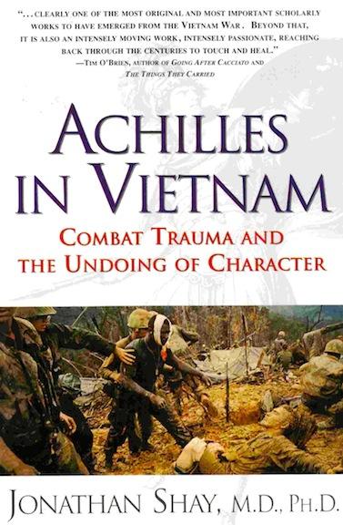 the moral dilemmas of the vietnam veterans in jonathan shays achilles in vietnam Unk colon comma dash double-quote ellipsis exclamation-point hyphen left-brace left-paren period question-mark right-brace right-paren semi-colon sharp-sign single-quote 'cause 'em 'n 'til.
