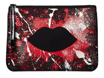 The Lulu Guinness Paint Project Handbags