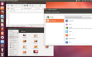 ubuntu 12.10 quantal quetzal beta 1 screenshot