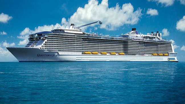 10 Biggest Cruise Ship In The World Top 10s