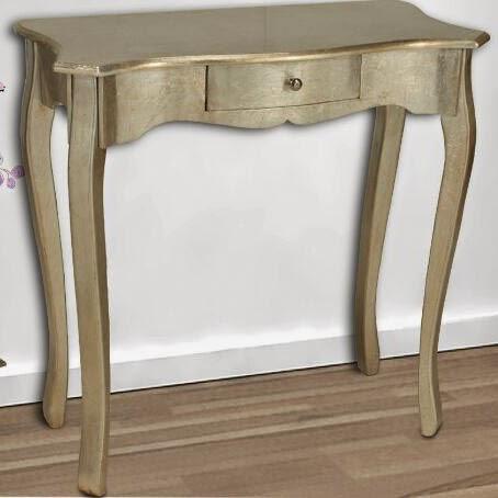 La web de la decoracion y el mueble en la red muebles acabado plata champagne serie vander - Muebles pintados en plata ...