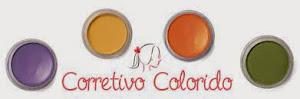 Corretivo colorido individual