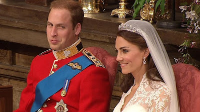 How Sarah Burton Made Kate's Wedding Gown