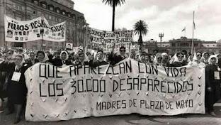 24 de Marzo - Memoria Verdad Justicia
