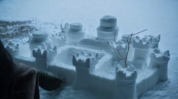 Invernalia de nieve