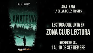 Lectura conjunta: Anatema
