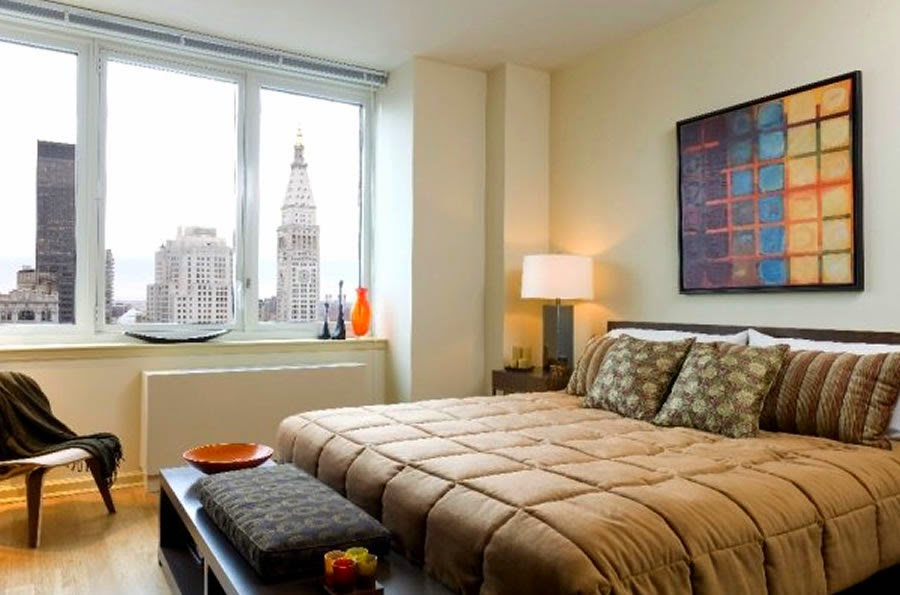one bedroom apartment interior design different style