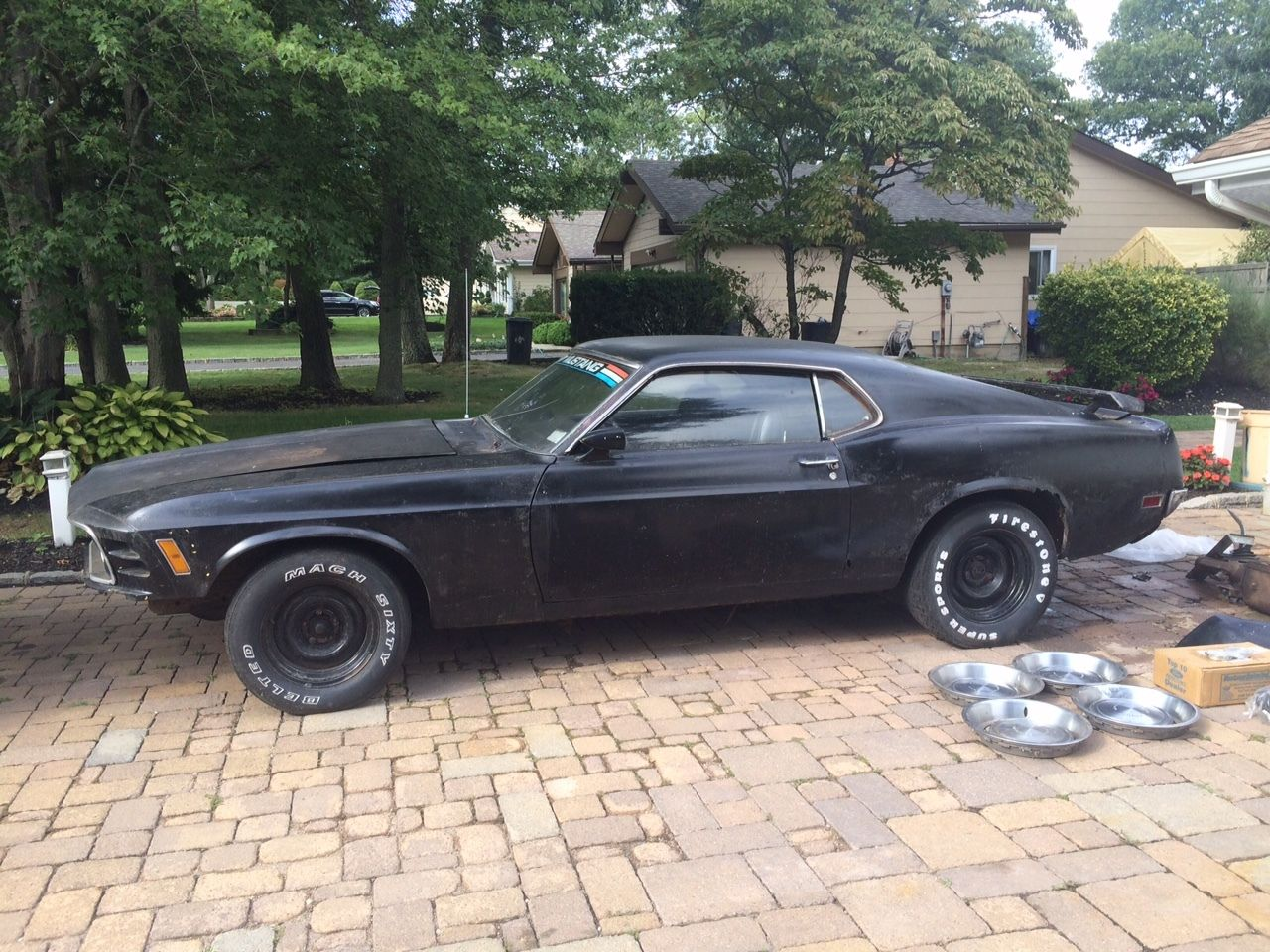 Daily Turismo A Real Project 1970 Ford Mustang Boss 302