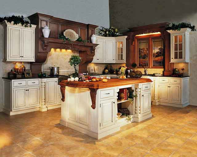 contoh interior ruang dapur dan furniture blog interior