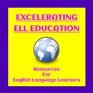 The ESL Connection blog's ELL link up