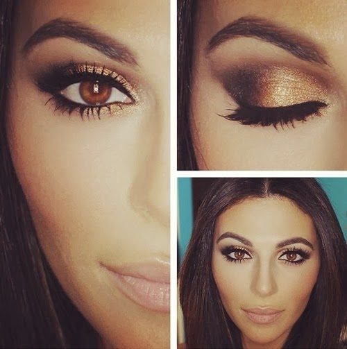 Best Eye Makeup for Brown Eyes