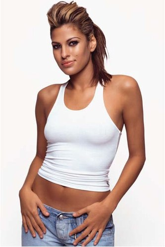 Eva Mendes - American hot and Sexy Actress and Model Big Boobs Hot Ass ...
