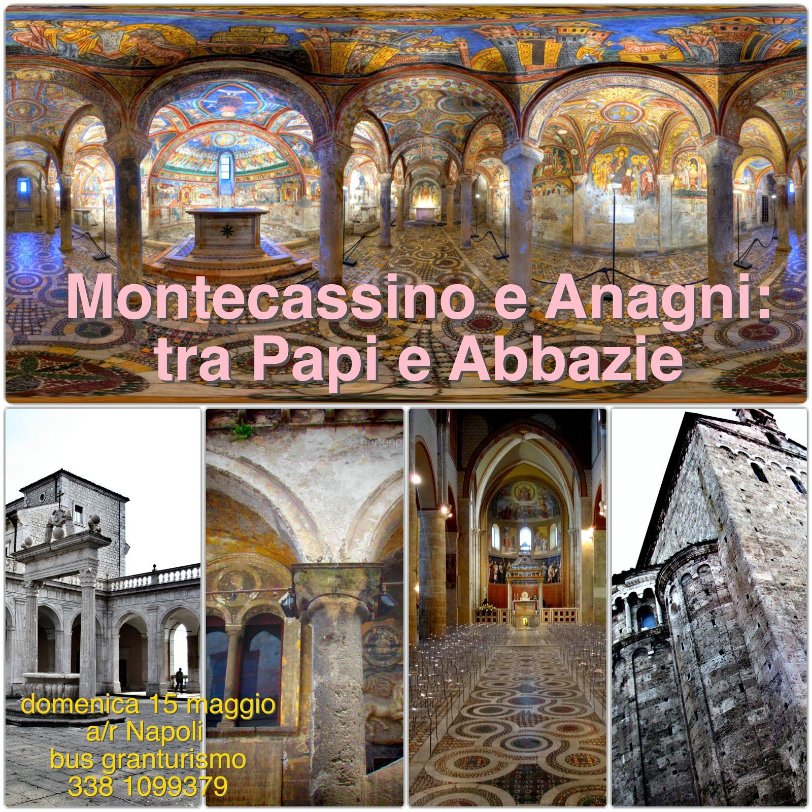 Tra Papi e Abbazie