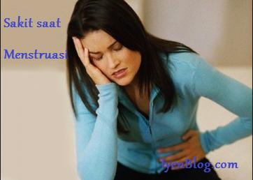 Sakit saat menstruasi karena gejala