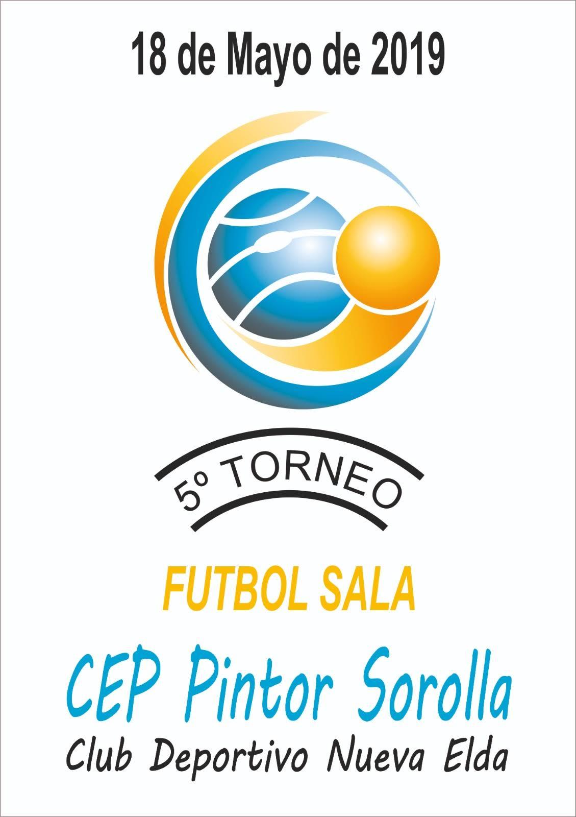 TORNEO DE FÚTBOL SALA ESCOLAR