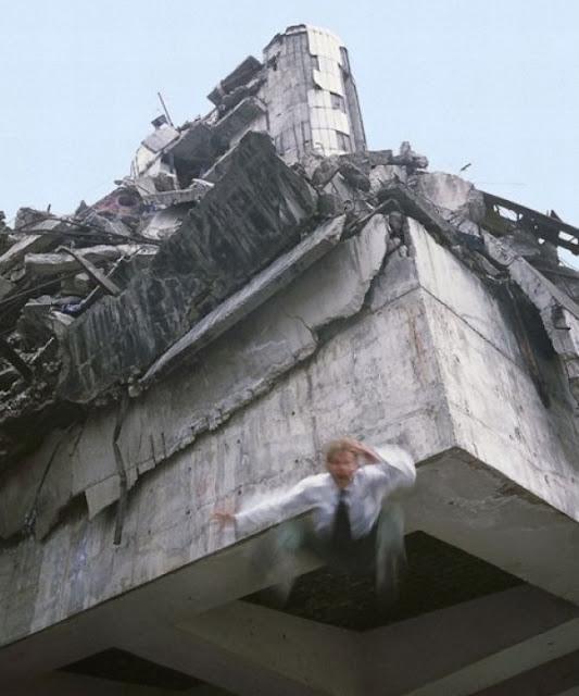 Kerry Skarbakka: The Struggle to Right Oneself - Sarajevo