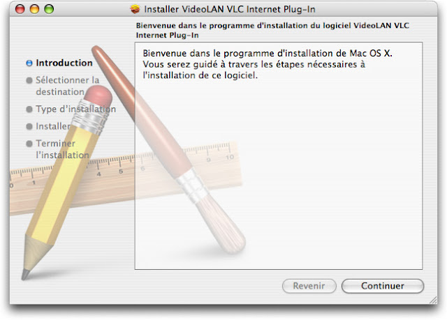 Installing VLC Plugin in Mac