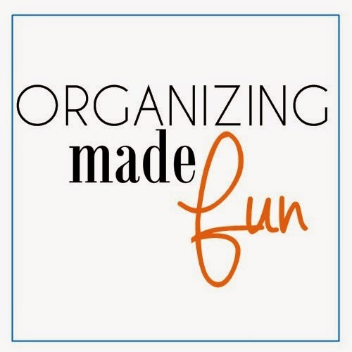 OrganizingMadeFun.com - the New Year and New Look
