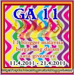 GA 11 Siri 8/11