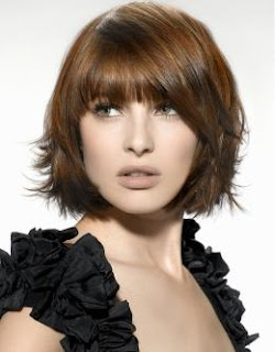 Model Rambut Wanita Terbaru 2012