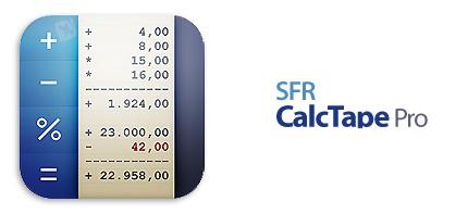 Tải CalcTape Pro v5.2.1.0 - Tiện ích tính toán Pro để tính toán tài chính