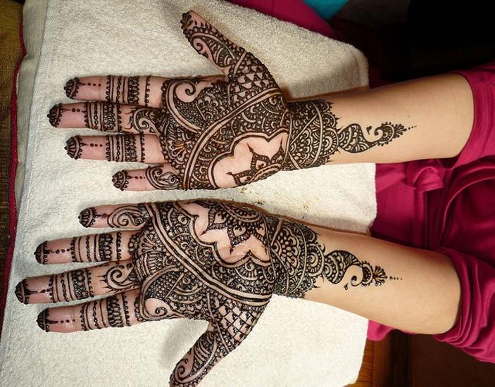 Mehndi hands wallpapers