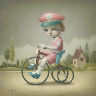 Mark Ryden painting - Little Boy Blue