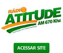 ouvir a Rádio Atitude AM 670,0 Lucas do Rio Verde MT