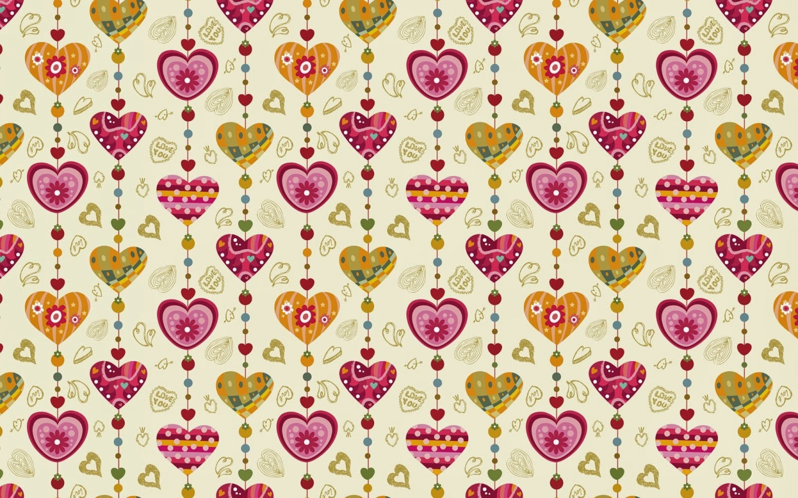 Hearts Wallpapers, part 2