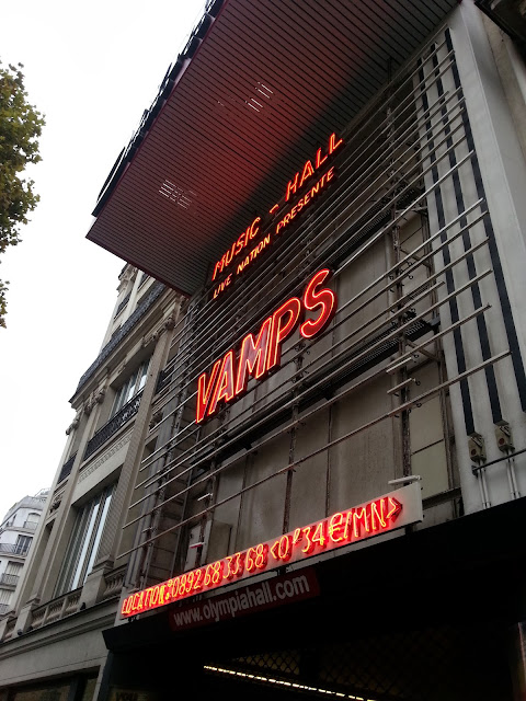 vamps-concert-olympia-paris-france