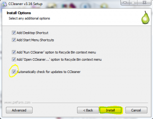 How To Use Ccleaner to Fix Computer Error 4