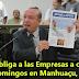 Ley obliga a las Empresas a cerrar los Domingos en Manhuaçu, Brasil