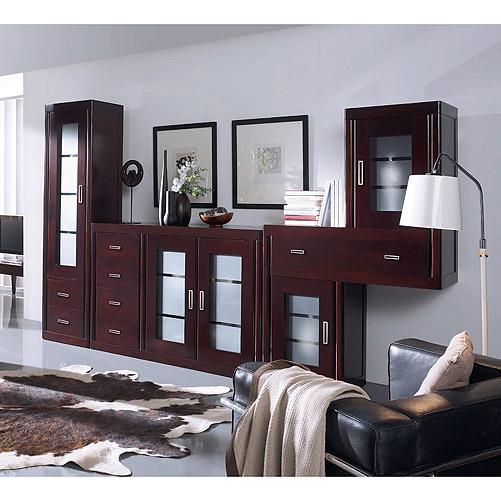 Muebles y carpinteria capita wengu madera oscura for Muebles jose antonio