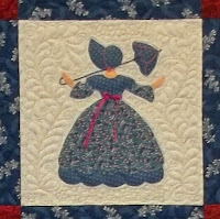 Detail of Southern Belle Quilt