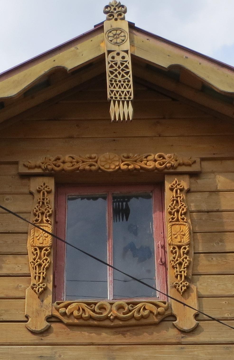 Наличники на окна своими руками деревянные, резные - Ремонт 58