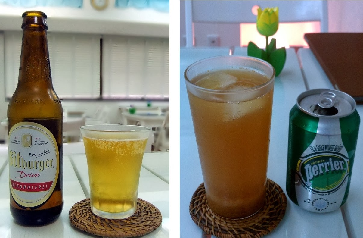 Vegan food and travel in japan loving hut tokyo - How is non alcoholic beer made ...