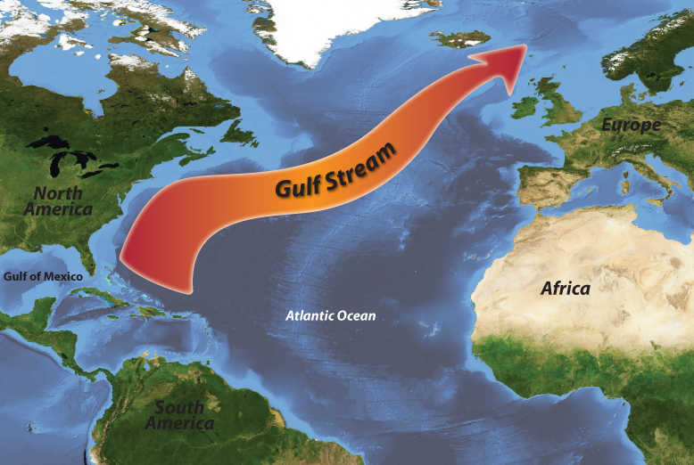 WHAT IS THE GULF STREAM Gulf Stream Waters