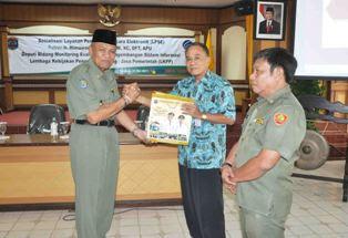 Prof. Himawan Adinegoro : Bodoh Bila Lelang Dilakukan Secara Manual - Ardiz Borneo